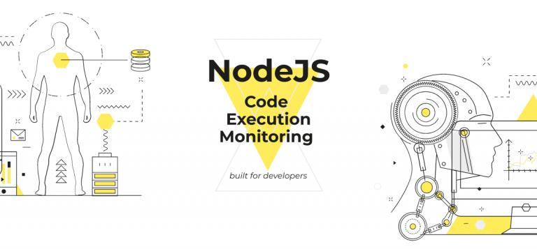 Node Js Code Execution Monitoring